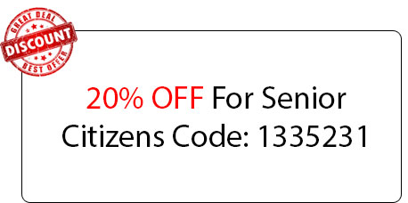 Senior Citizens 20% OFF - Locksmith at University Heights, NY - University Heights Ny Locksmith